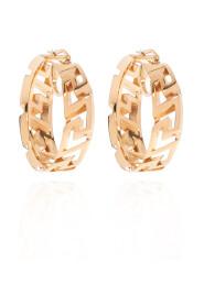 La Greca Hoop Earrings