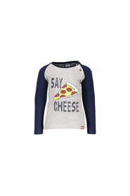 FLO shirt Say Cheese F707-8432-190 navy