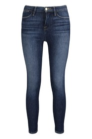 Le Skinny High Crop Allesandro jeans