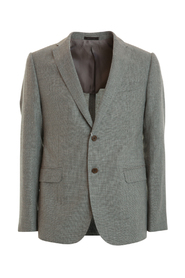 Unlined jacket M-line