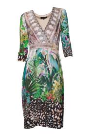 Kleid mit Print original