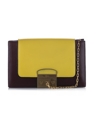 Pembroke Shoulder Bag Leather Calf