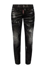 Jennifer Cropped Jean jeans