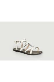 Ulla Flat Sandals