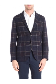 Jacket wool and cotton