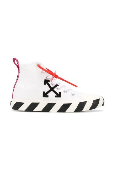Off White Bianco Sneakers - Wit UcKR83f