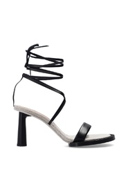 'Les Carre Rond' heeled sandals