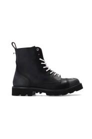 D-Konba läder boots