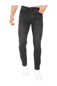 Spijkerbroek Heren Straight Fit - DP03