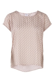 WOVEN TOP S/L