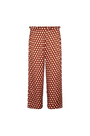 Spotty Wrap Trousers