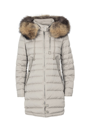 Arctic Hvit Cedrico Monet Light Parkas