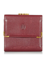 Must de Leather Small Wallet