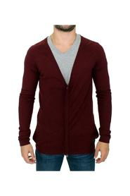 Zipper cardigan sweater