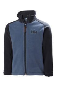 Mørkeblå Helly Hansen K Daybreaker 2.0 Fleece jakke
