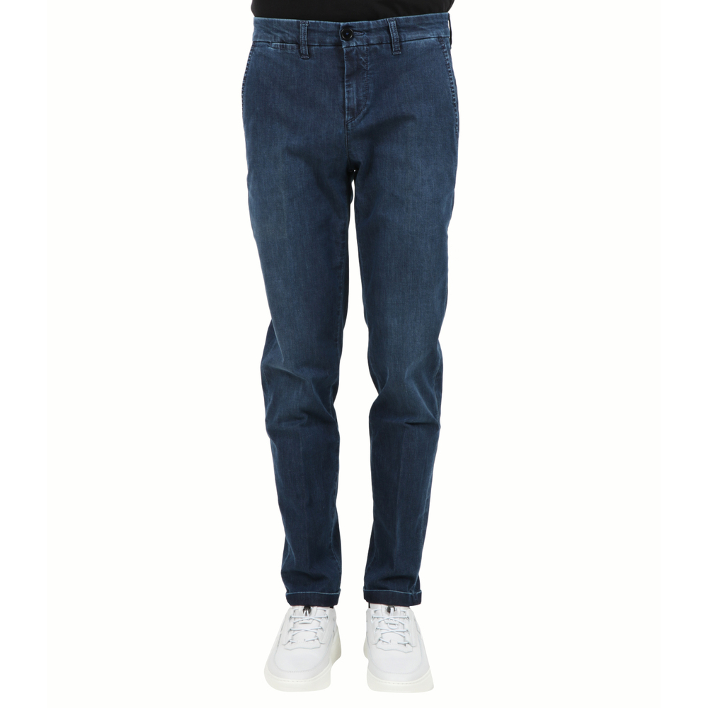 Blue Jeans | Fay | Jeansy slim fit