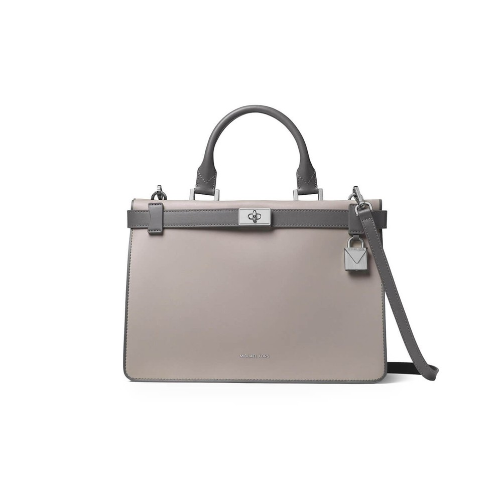 TATIANA MEDIUM SATCHEL-TAS
