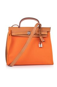 Leather Herbag 31