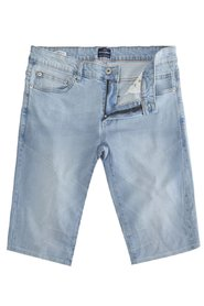 LT Greg Relaxed Denim Shorts
