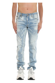 Super Straight Cut Plein Star Jeans