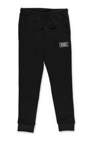 TEEN logo-patch track pants