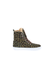 Shoesme VU9W039-J Green Leopardo
