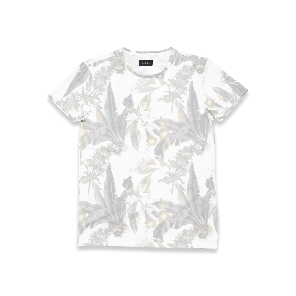 Clifton Big Flower S/S T-shirt