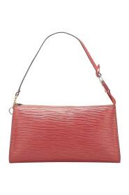 Pre-owned Epi Pochette Accessoires Leather