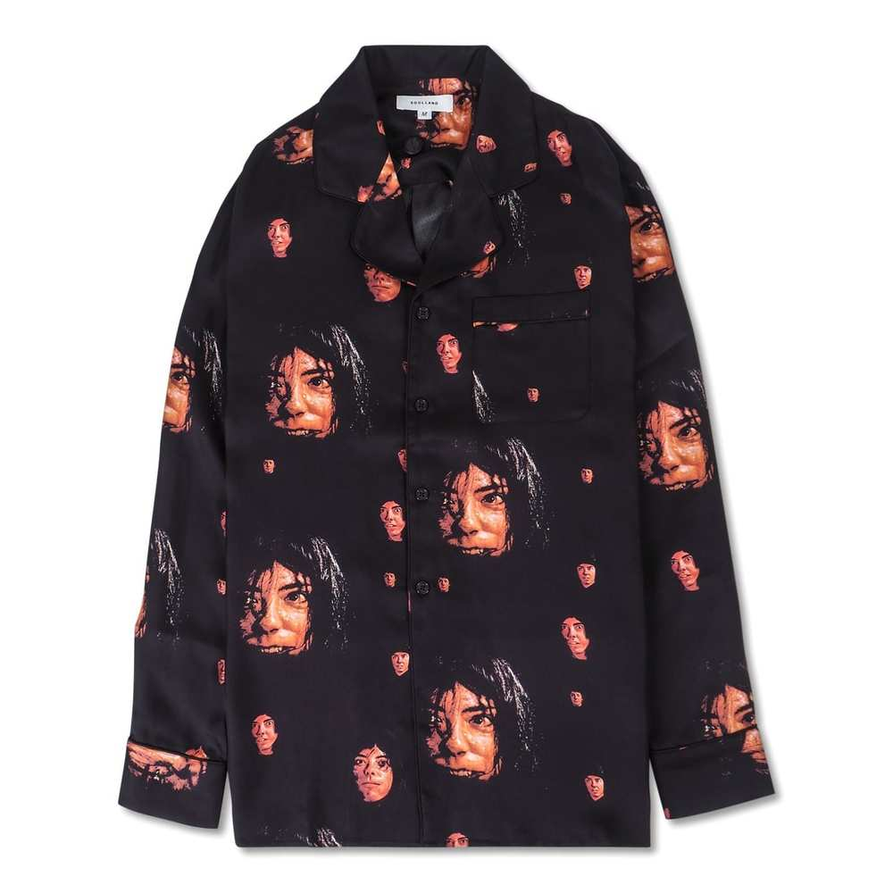 Smör Silk Shirt