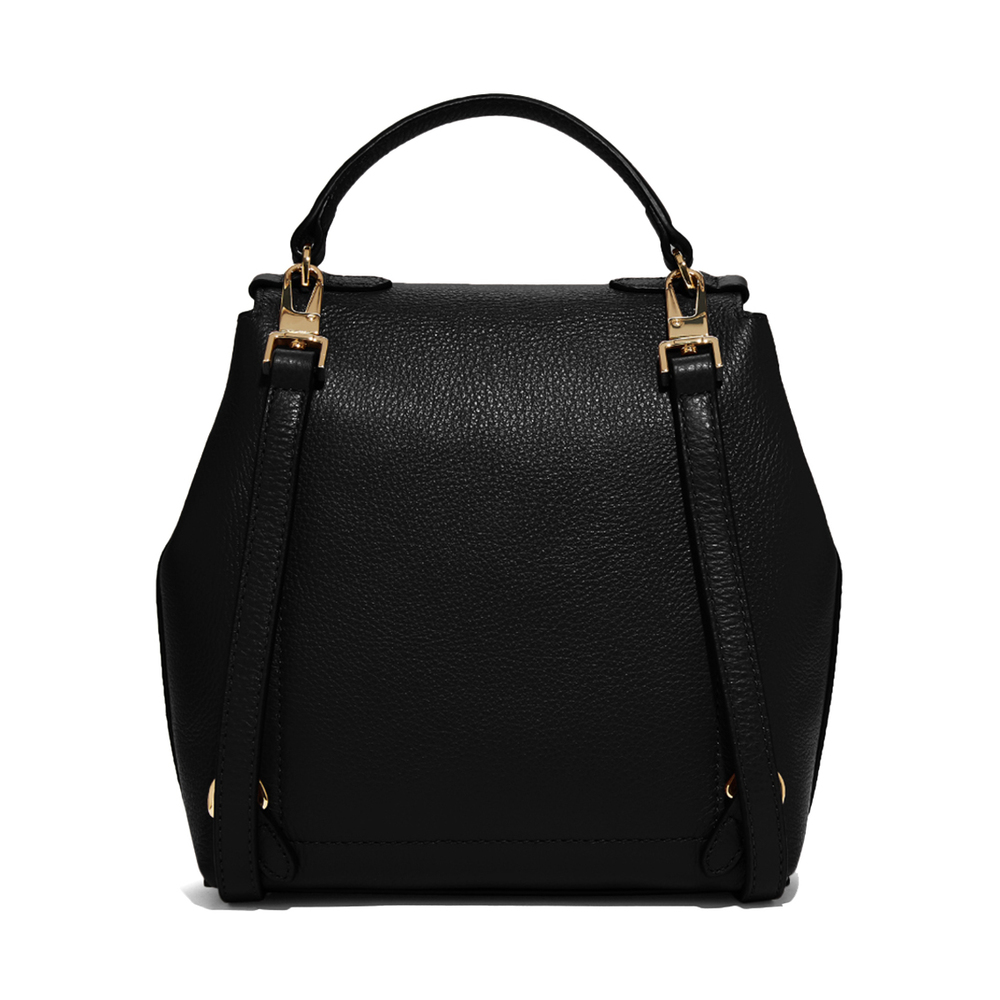 Coccinelle Black Backpack Coccinelle