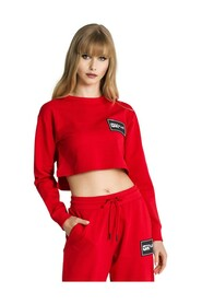 Play Cropped Sweat