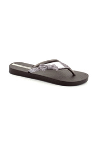 Ipanema Fitflop, (Metallic)
