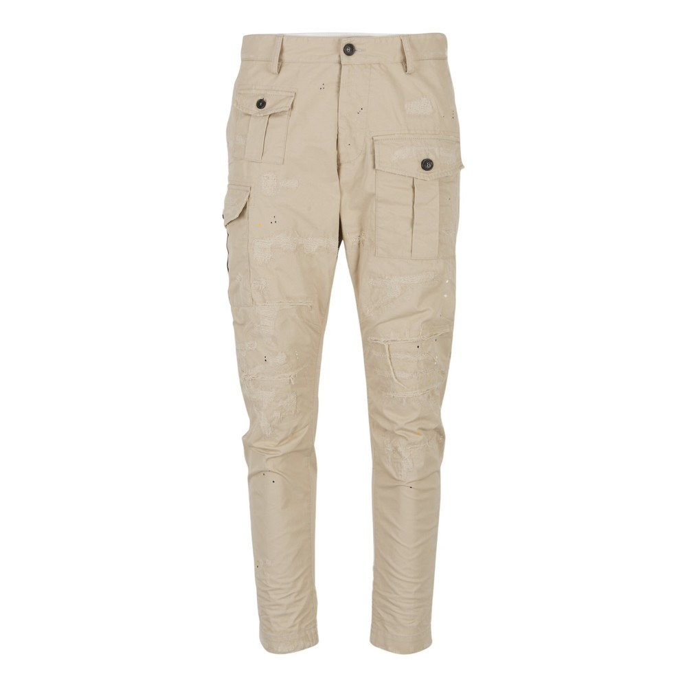 Skater fit Chinese trousers