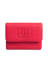 Pre-owned Card Case Coin Purse