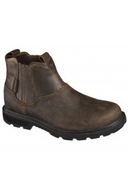 Skechers Orsen Boots Dark Brown