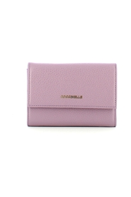 Medium Metallic Soft Wallet