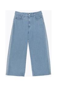Lyseblå Holzweiler Holzweiler Lieben Jeans - Light Blue Bukse