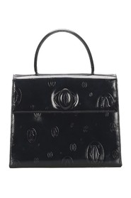 Happy Birthday Patent Leather Handbag