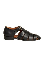 Patras leather sandals