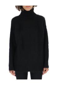 Turtle knit jumper