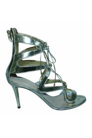 Heels with Transparent Elements