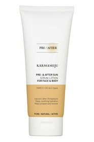 pre- & after sun lotion 200 ml