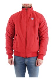 NORTH SAILS 602713 Coat Men RED