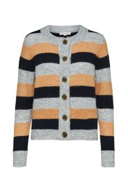 Knitted Cardigan Petite colour block