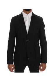 Cotton Slim Fit Blazer Jacket