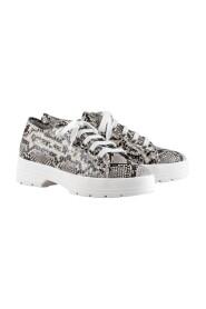 Walker Sneakers Animal Print