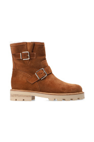 'Youth II' suede ankle boots