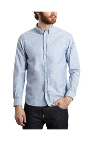 Anton Cotton Oxford Shirt
