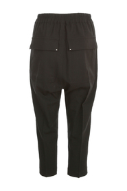 DRAWSTRING CROPPED ASTAIRES PANT
