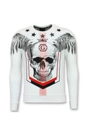 Sweater Doodskop Crewneck